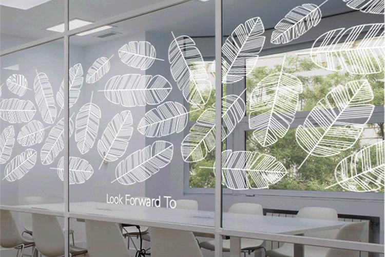 公司广告制作-透明玻璃贴膜