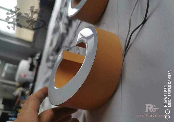 长沙LED树脂发光字 环氧树脂广告字制作